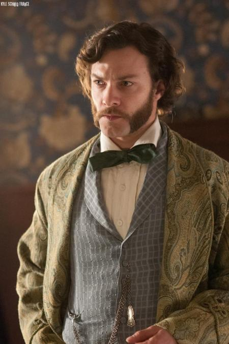 Kyle Schmid / Robert Morehouse