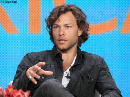 Kyle Schmid-Copper BBC America-TCA Summer Press Tour LA 01.08.12 (8)