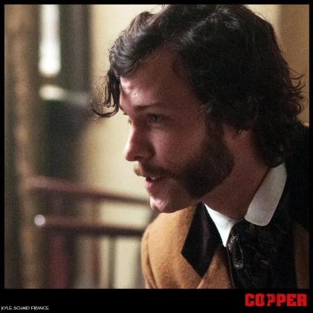 Robert Morehouse - Copper