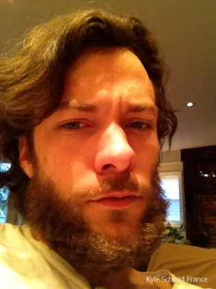 Kyle Schmid-Copper beard 26.12.12 (3)