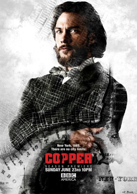 Kyle Schmid - Robert Morehouse - Copper S2