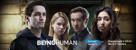 Being Human saison 3 - SyFy France