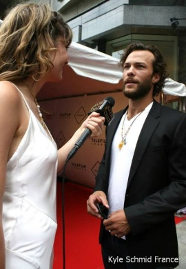 Kyle Schmid @ Birks Diamond Tribute TIFF 09.2013 (1)