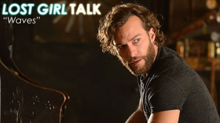 Kyle Schmid - Lost Girl Talk