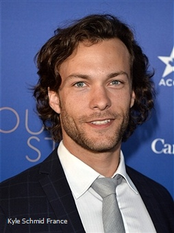 Kyle Schmid @ Canada's Stars of the Awards Season LA 27.02.2014 (1)