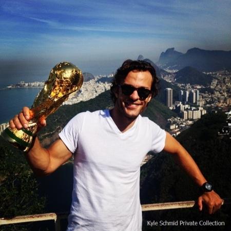 Kyle Schmid @ Brazil World Cup 2014 (5)