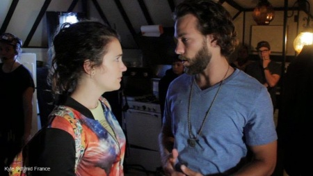 Kyle Schmid @ 88 - Behind the scenes (32)